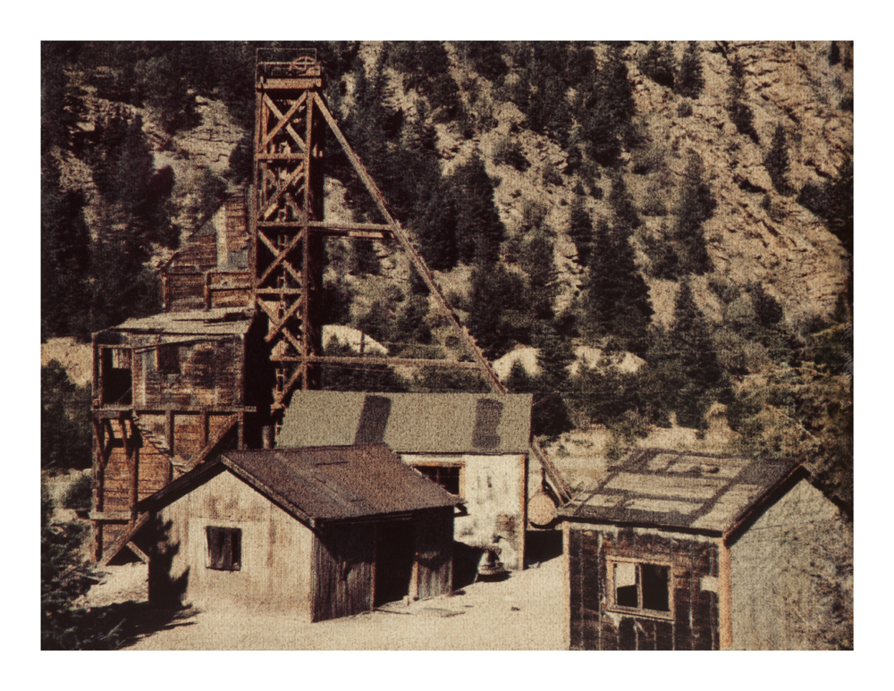 Abandoned Mine, Idaho Springs, Colorado, 2014 (1995)