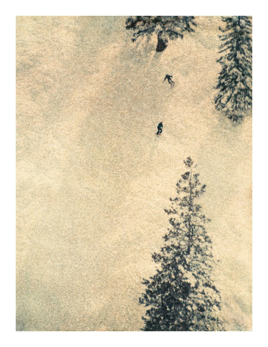 Aspen #9, 2007 (1996)
