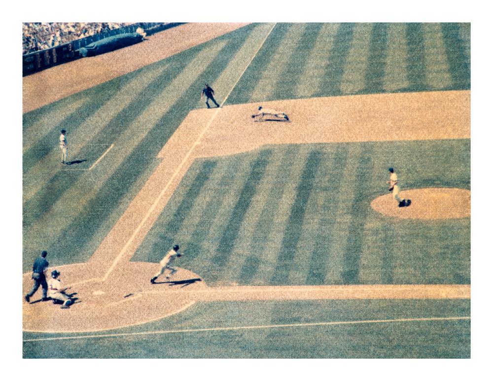 Baseball #1, 2007 (1997)