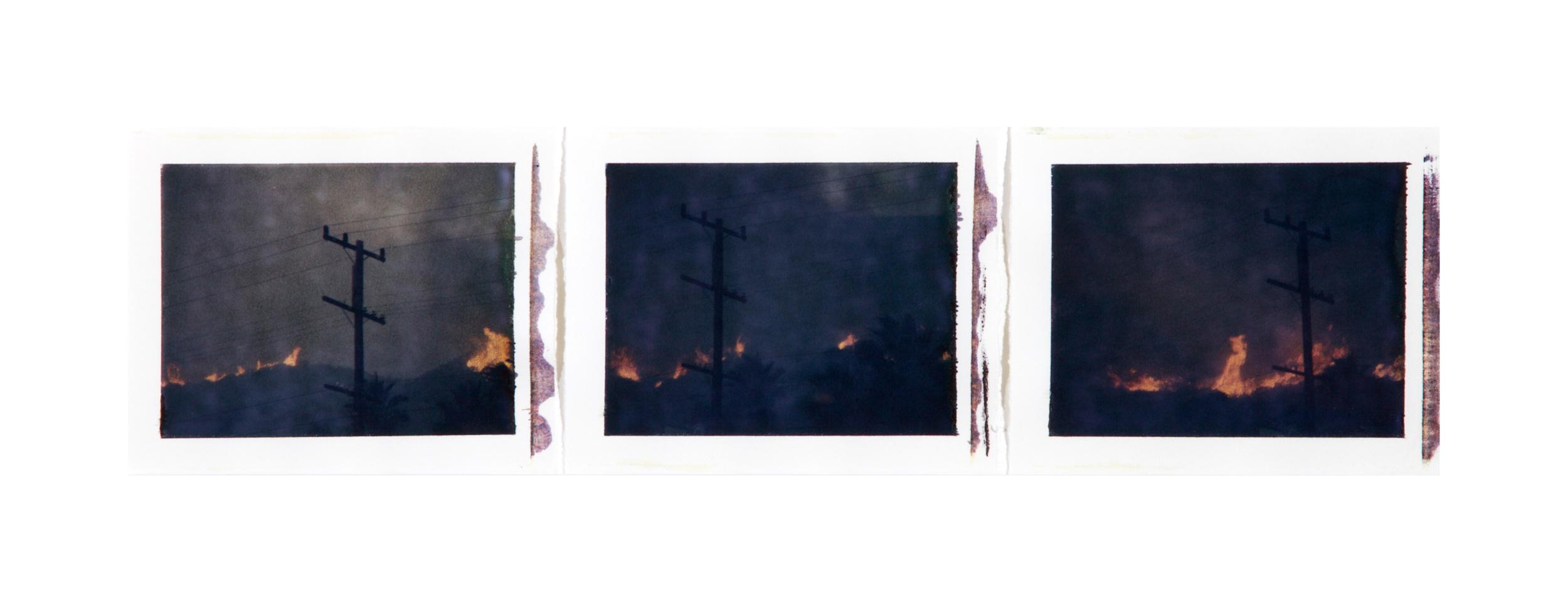 Brushfire #1, Malibu, 1996