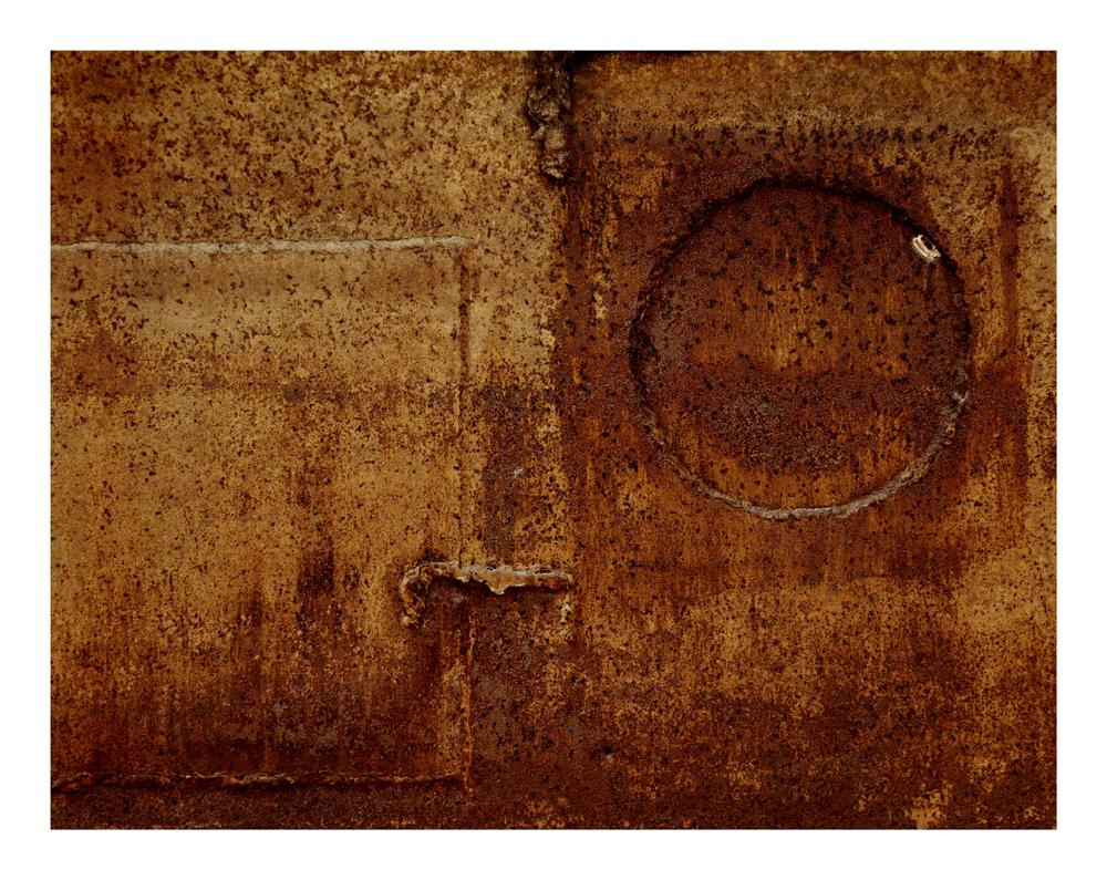 Decomposition #10, Ore Chute, 1993