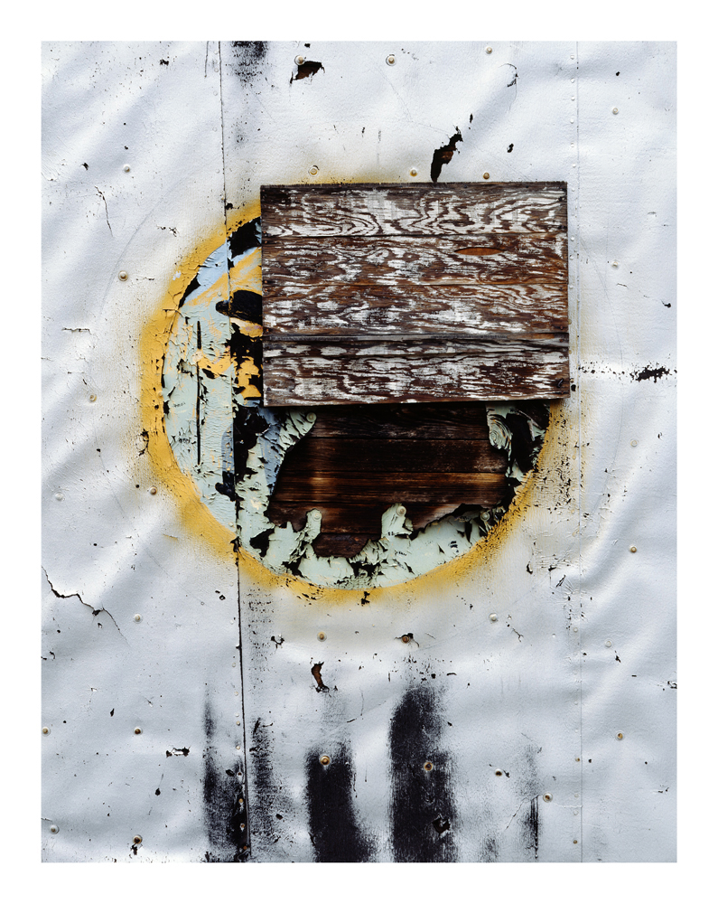 Decomposition #13, Silver Mine, 1993