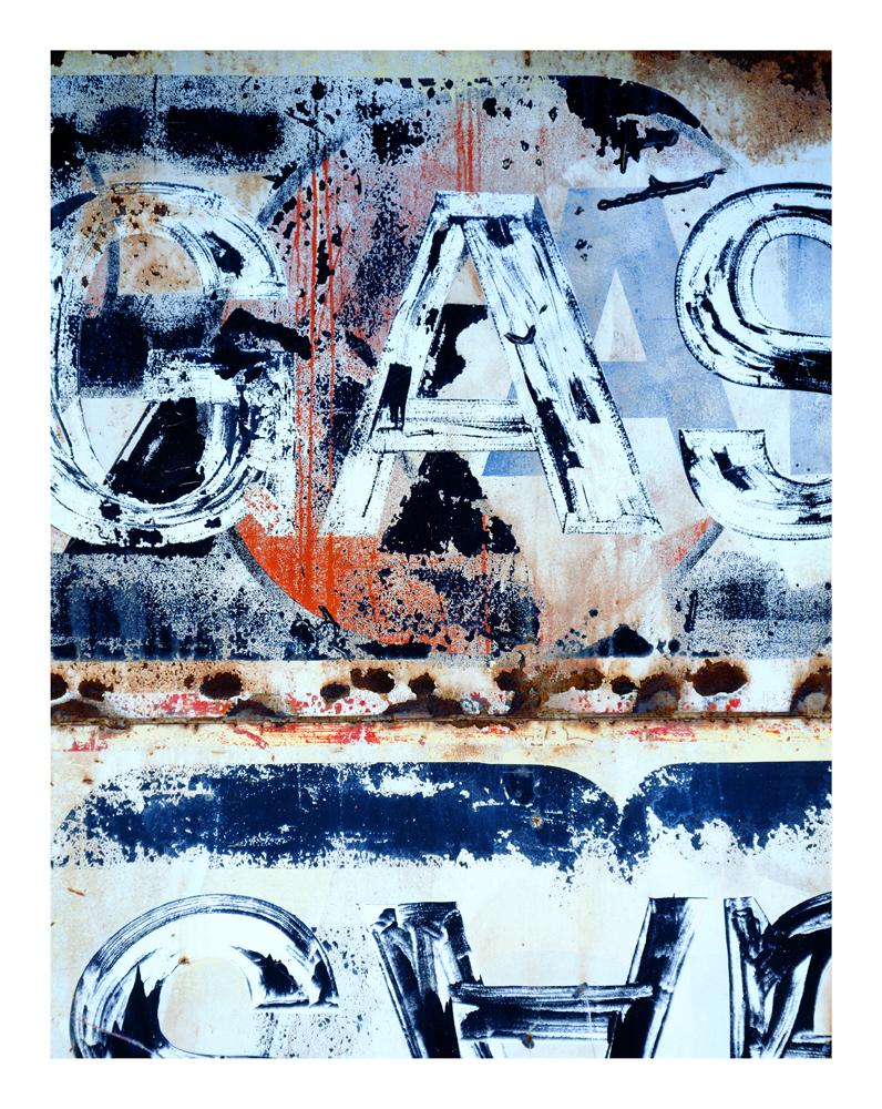 Decomposition #24, Sign, 1993