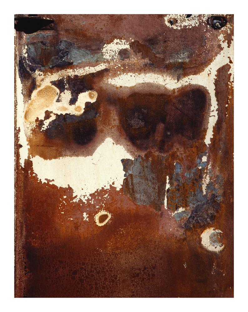 Decomposition #52, Scorched Bus, 1993