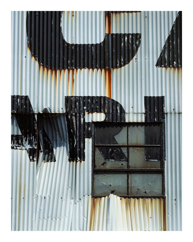 Decomposition #64, Warehouse, 1993