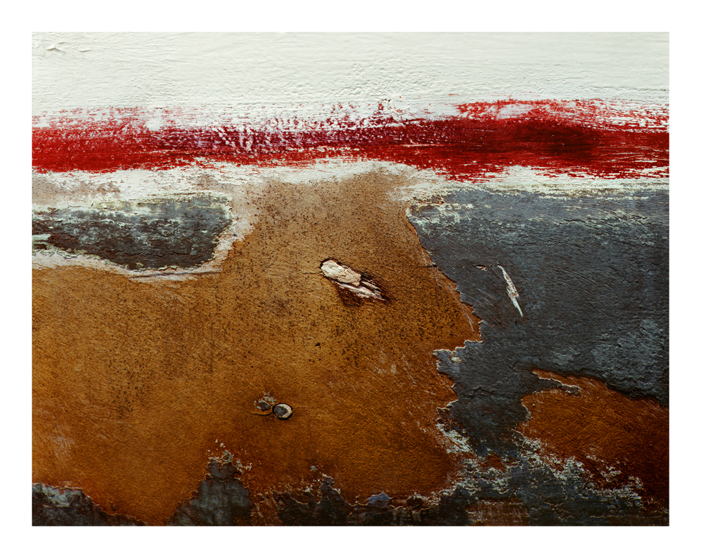 Decomposition #7, Boat Hull, 1993