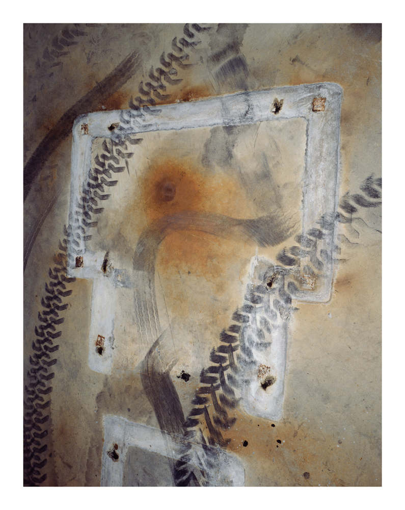 Decomposition #9, Carbon Transfer Station, 1993