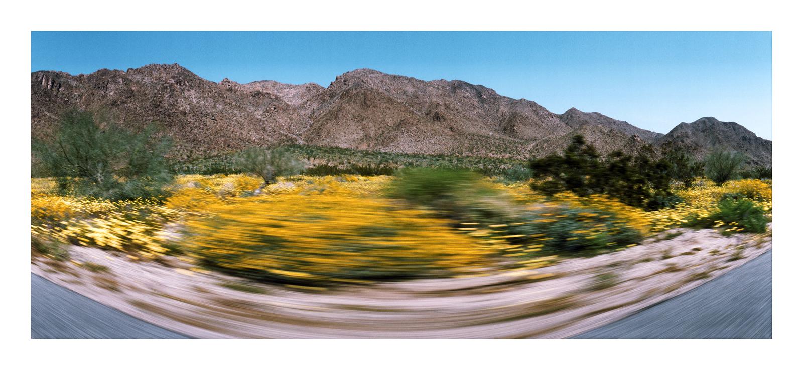 Roadscape #134, California, 1992