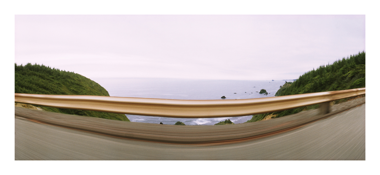 Roadscape #35, Oregon, 1992