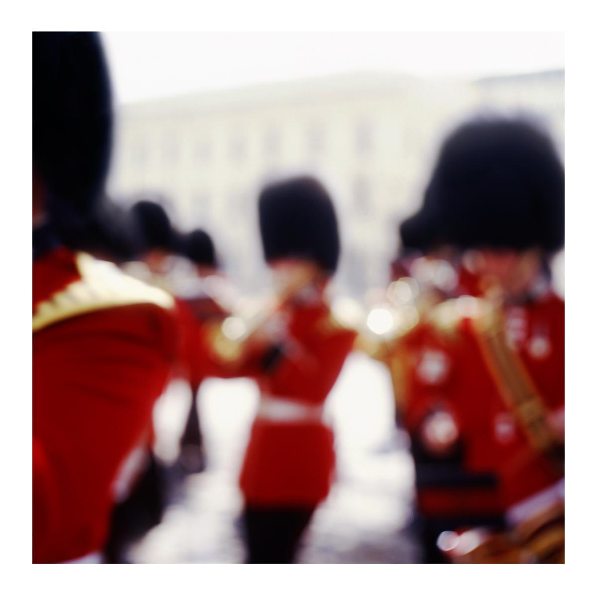 Royal Guard, London, England, 2012
