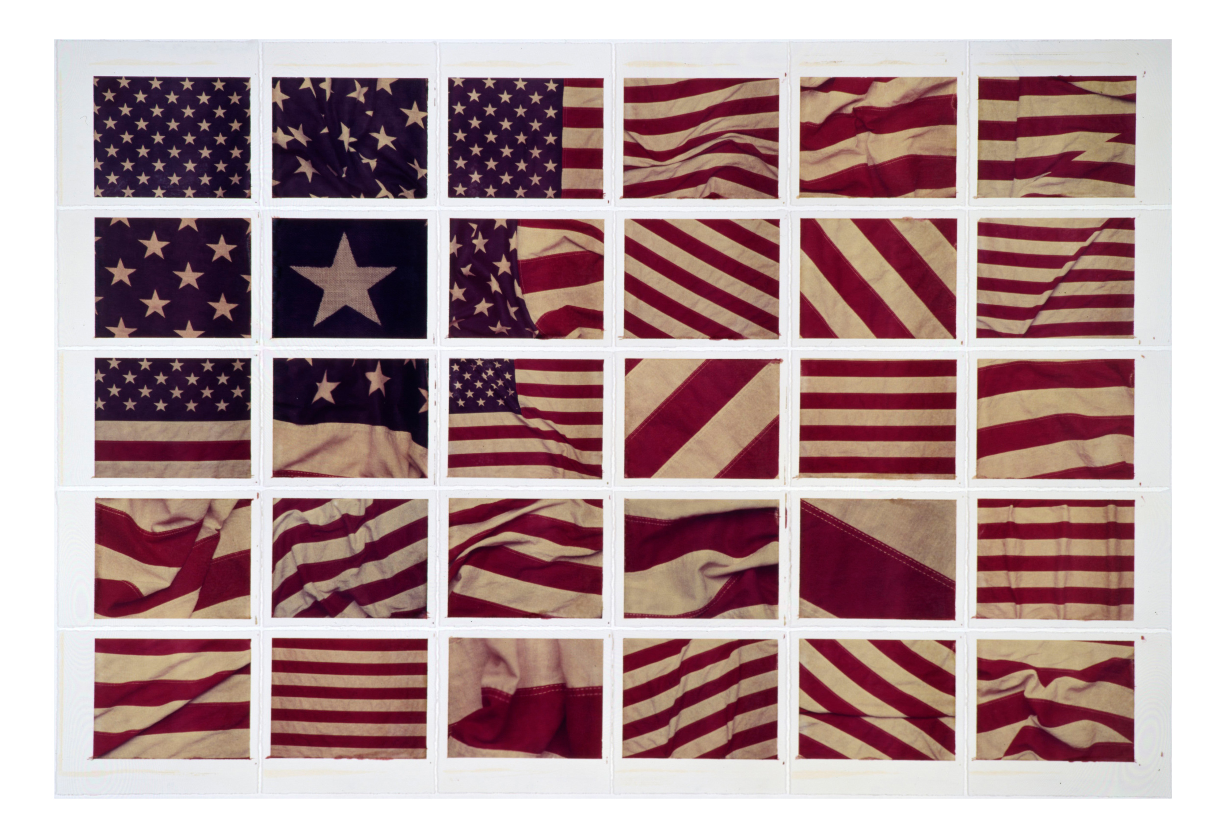 Stars and Stripes #6, 2006