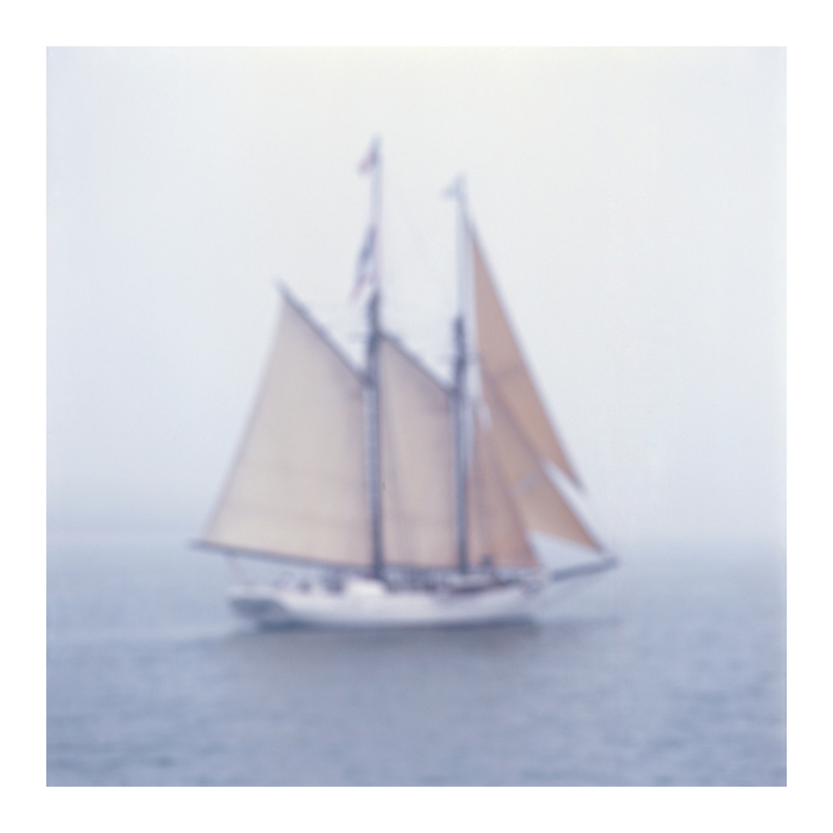 Yawl, Vineyard Sound, Massachusetts, 2011